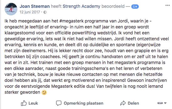 powerlifting amsterdam