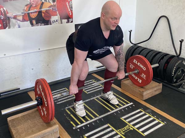 Powerlifting Amsterdam - Deadlift