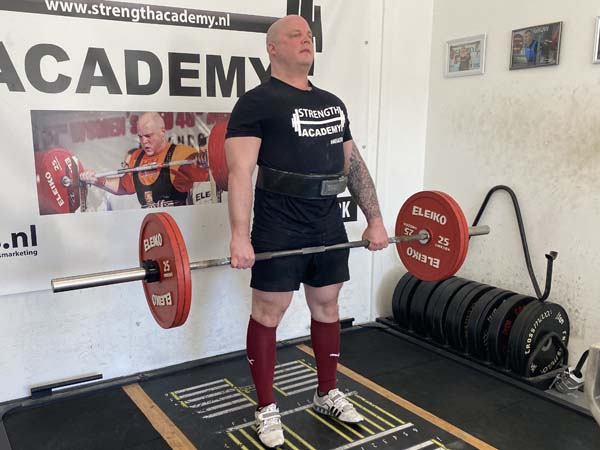 Strength Academy - Powerlifting Amsterdam